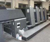 6色柯式胶印机