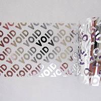 光银VOID防伪标签