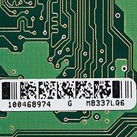 线路板耐高温标签