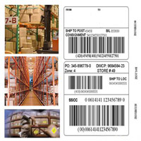 物流管理标签
